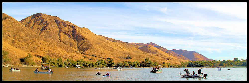 Corona lake for Lake temescal fishing