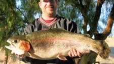 Chris Axline 21.9 LB Corona Lake