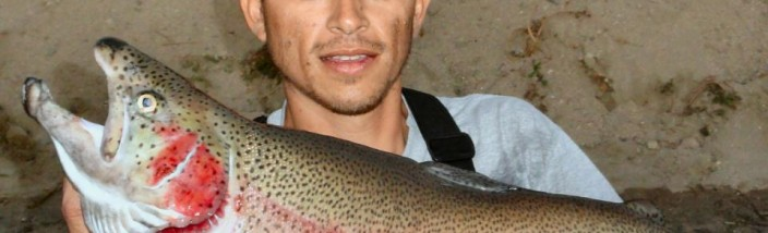 David Rochin - Anaheim - 6.5 pound trout