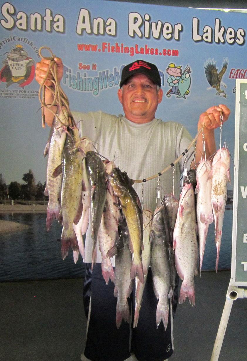 June 2013 page 3 for Santa ana river lakes fishing tips
