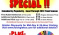 2014 take me trout fishing special - web