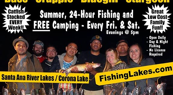 429 too many requests for Santa ana river lakes fishing tips