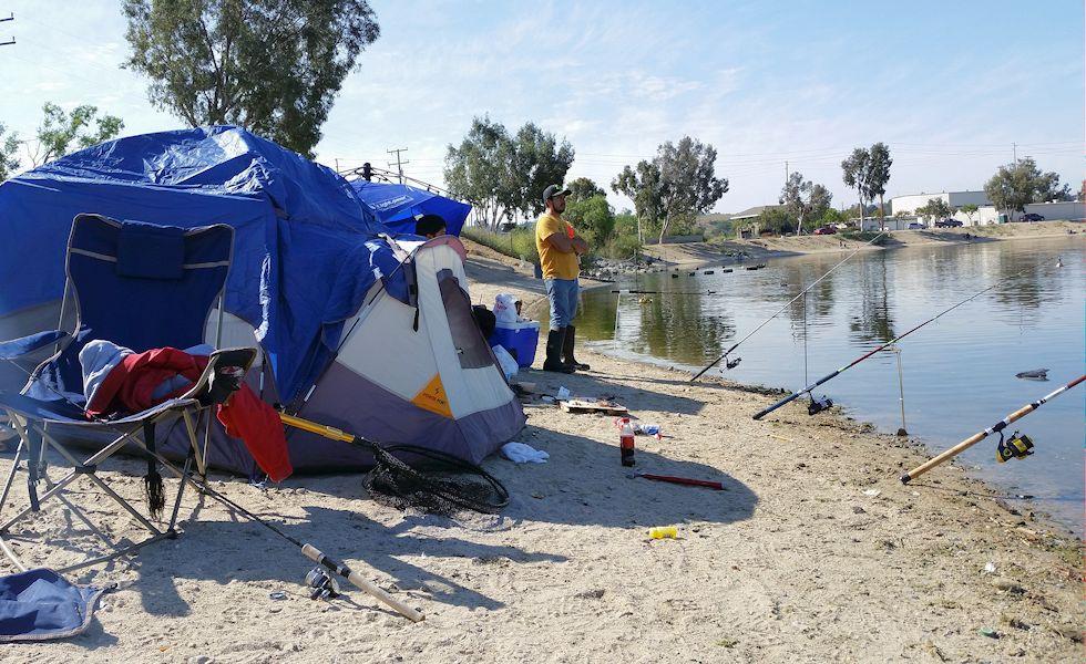 Santa Ana River Lakes