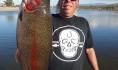 Paul Hansen of Newport Beach caught a 13 pound 8 ounce trout jpg
