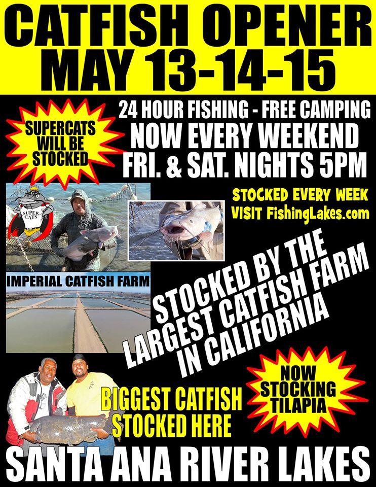 SARL 2016 catfish opener