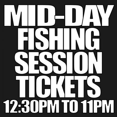 MID DAY FISHING LOGO