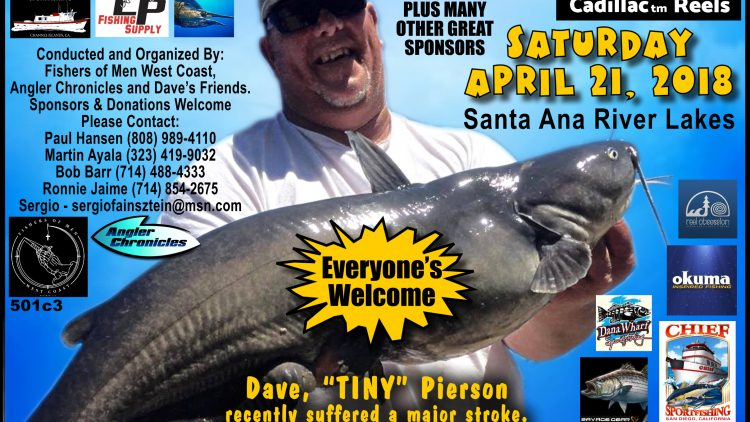 Old tournaments for Santa ana river lakes fishing